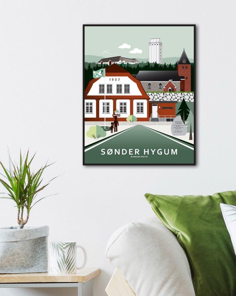 Sønder Hygum-plakaten