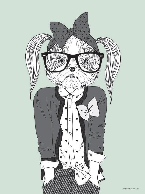 Vera / My Hipster Family