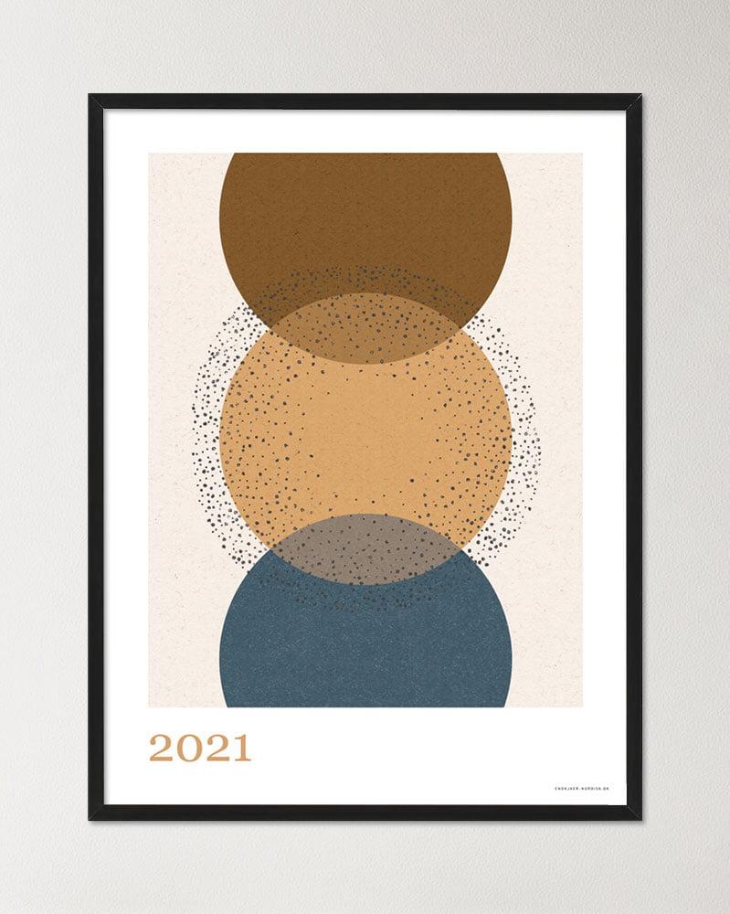 2021, Grafisk plakat